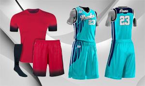 Soccer Basketball Uniforms